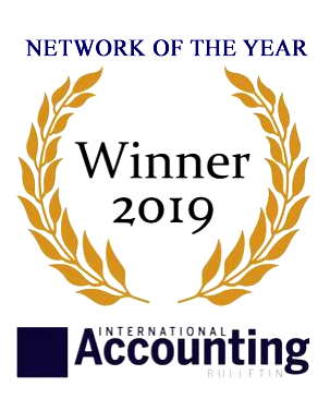 Russell Bedford scoops top honours at prestigious International Accountancy Awards - Network of the Year 2019